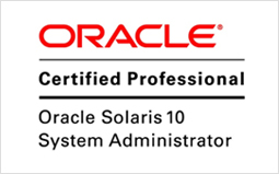 Oracle Certified System Administrator (OCSA)